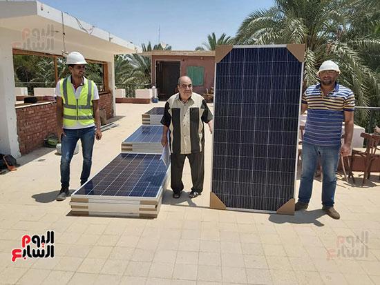 اول-نقابة-تعمل-بالطاقة-الشمسية-على-مستوى-الجمهورية