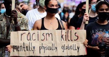 مظاهرات ضد العنصرية