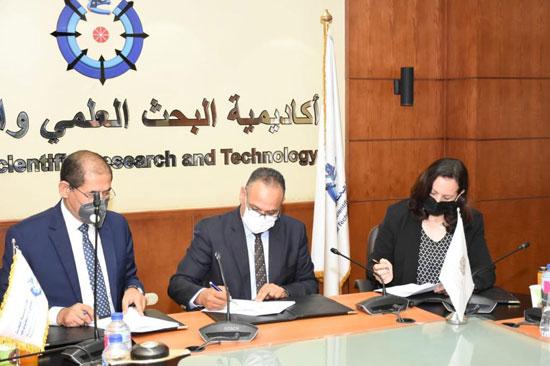 خلال-توقيع-الاتفاقية