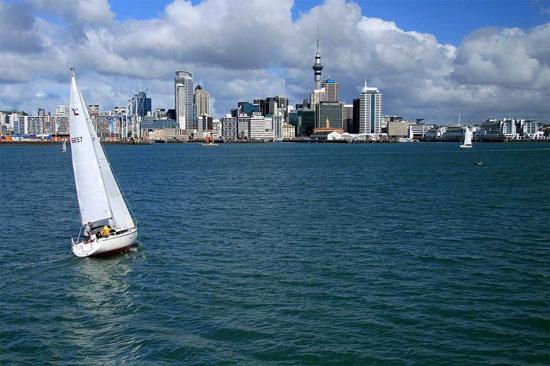 مغامرات مائية فى نيوزيلاندا (7)