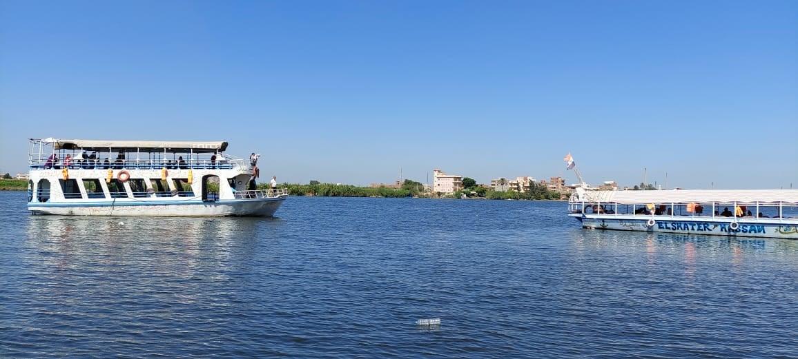 انلاق الرحلات النيلية