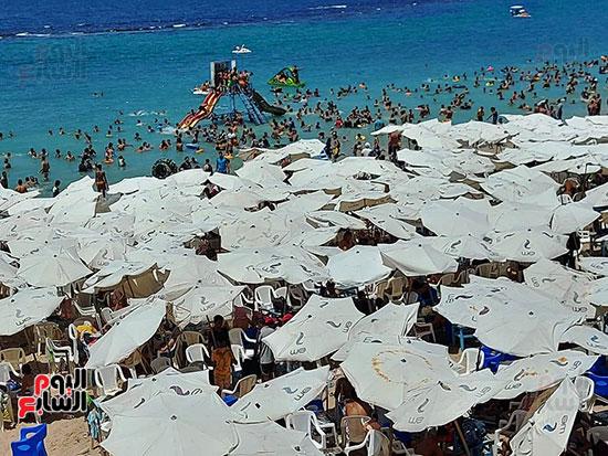 شواطئ-الإسكندرية-كاملة-العدد-فى-ثانى-أيام-العيد-(7)