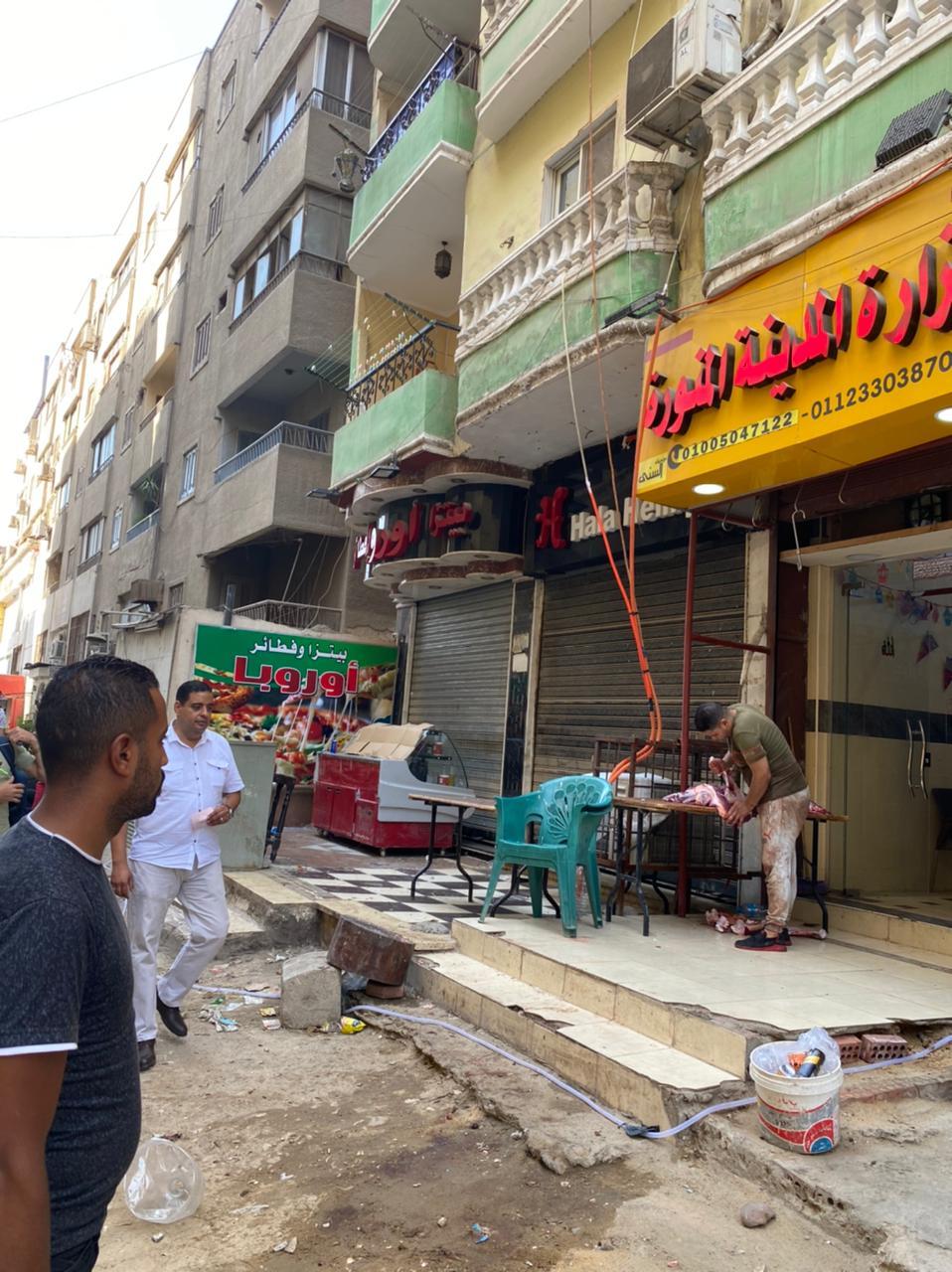 حملات ضد الذبح بالشوارع (2)