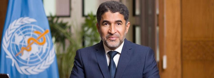 مدير الصحة العالمية لشرق المتوسط