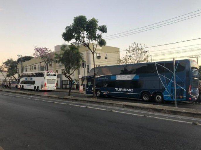حافلة بوكا جونيورز
