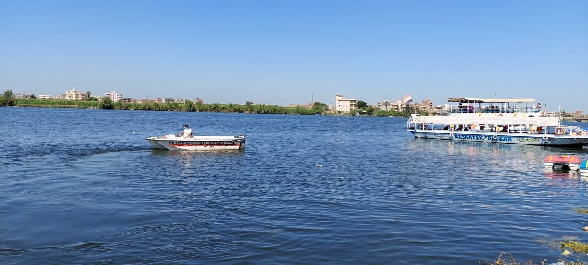 الرحلات النيلية بدسوق