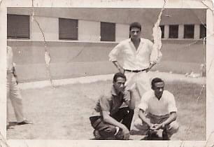 منتخب مصر في أولمبياد طوكيو 1964 (11)