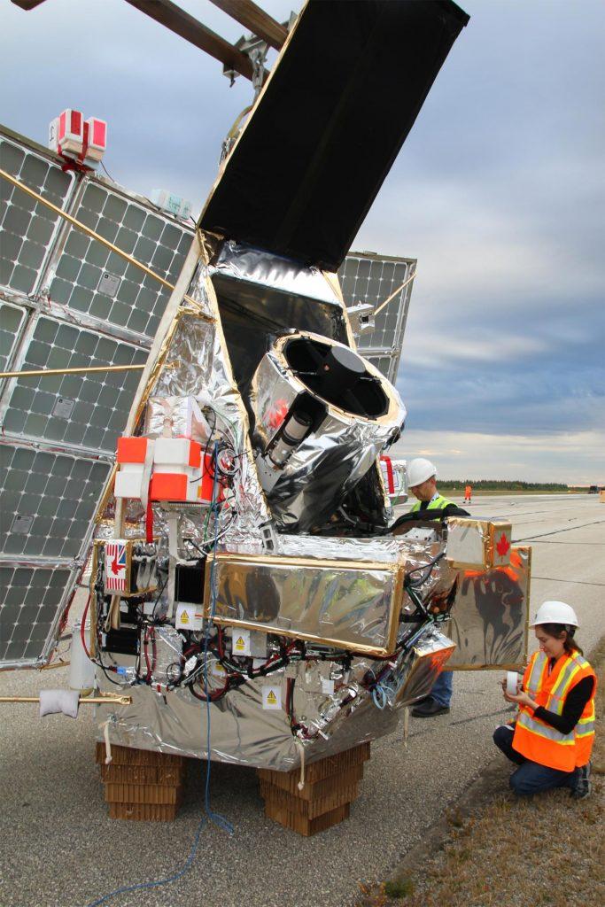 استخدام منطاد لإطلاق تلسكوب فضائى كبير (3)