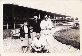 منتخب مصر في أولمبياد طوكيو 1964 (6)