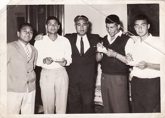 منتخب مصر في أولمبياد طوكيو 1964 (1)