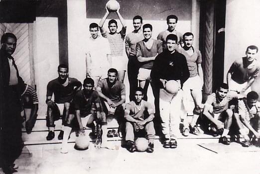منتخب مصر في أولمبياد طوكيو 1964 (7)