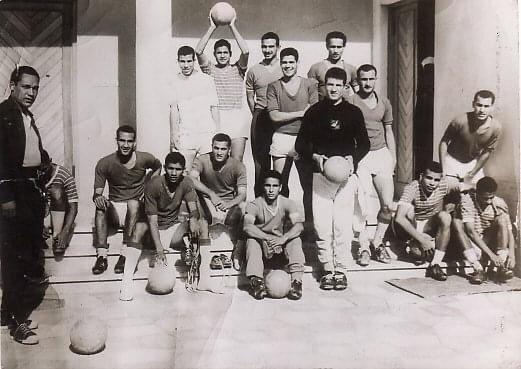 منتخب مصر في أولمبياد طوكيو 1964 (14)