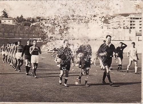 منتخب مصر في أولمبياد طوكيو 1964 (12)