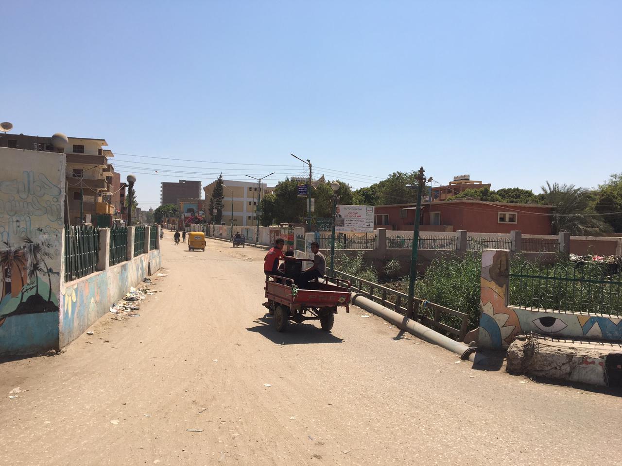 قرية الزعيم الراحل جمال عبد الناصر