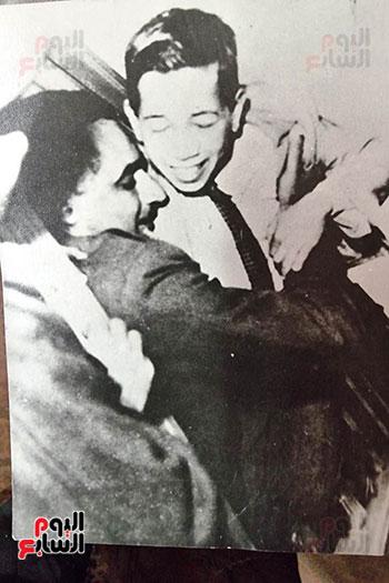 الطفل الذى انقذه الزعيم عبد الناصر