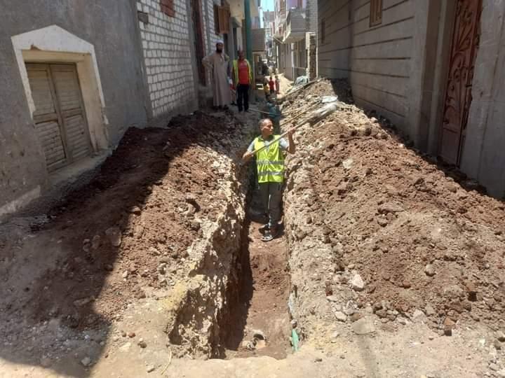مشروعات محافظة المنيا ضمن حياة كريمة