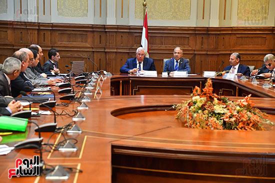 اجتماع لجنة الدفاع والأمن القومي (4)