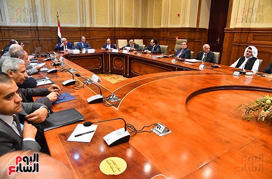 اجتماع لجنة الدفاع والأمن القومي (3)