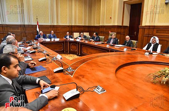 اجتماع لجنة الدفاع والأمن القومي (2)