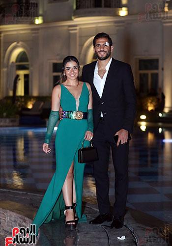 مروان محسن وزوجته (5)