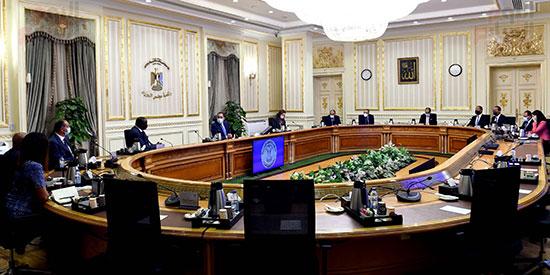 رئيس الوزراء يلتقى الرئيس التنفيذى لمؤسسة التمويل الأفريقية (2)