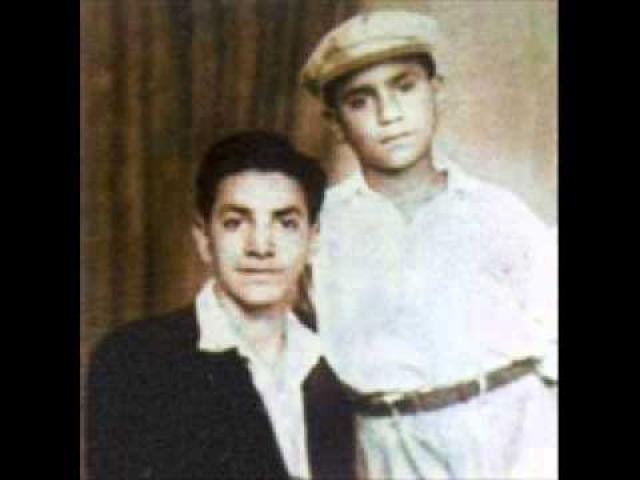 عبد الحليم واخوه