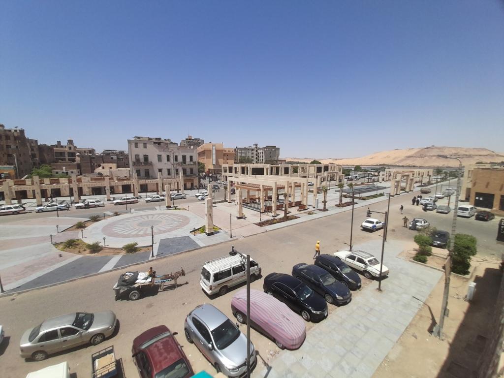 مشروع المنطقة التجارية الجديدة (2)