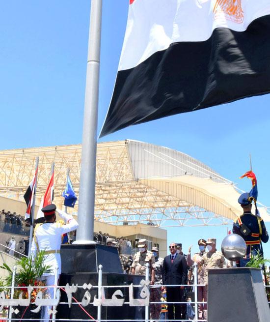 افتتاح قاعدة 3 يوليو (23)