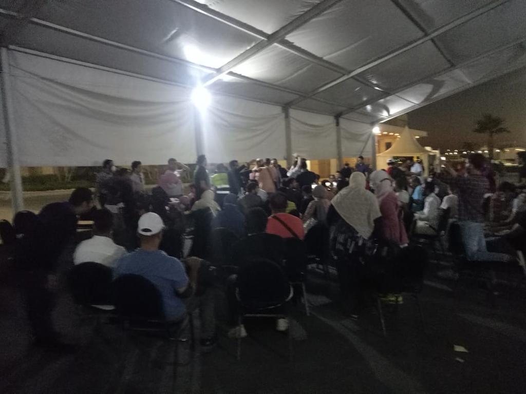 خلال تجمع جمهور الداعية  (2)