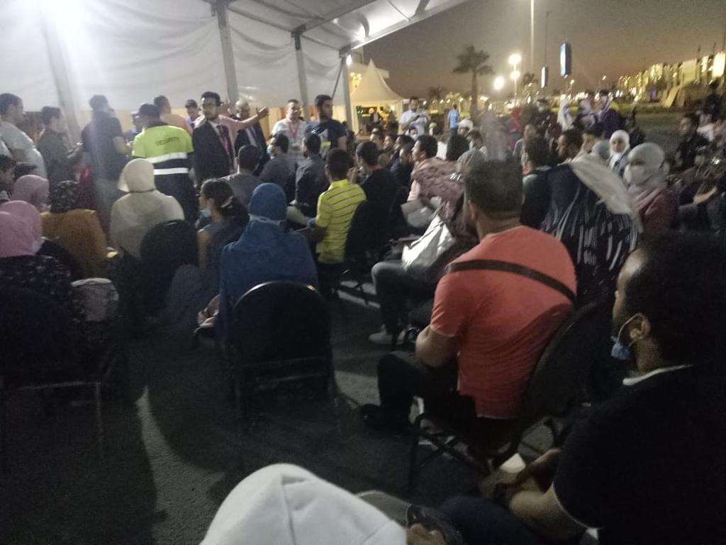 خلال تجمع جمهور الداعية  (4)