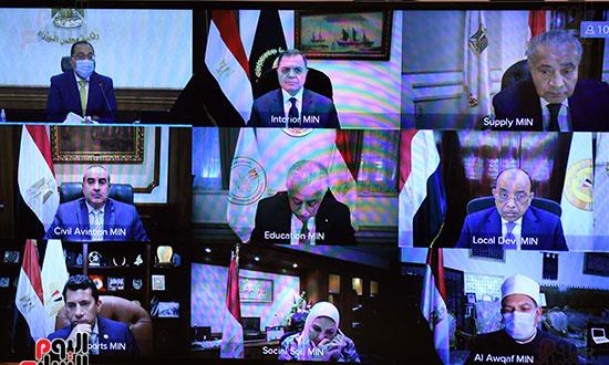اجتماع مجلس الوزراء (6)