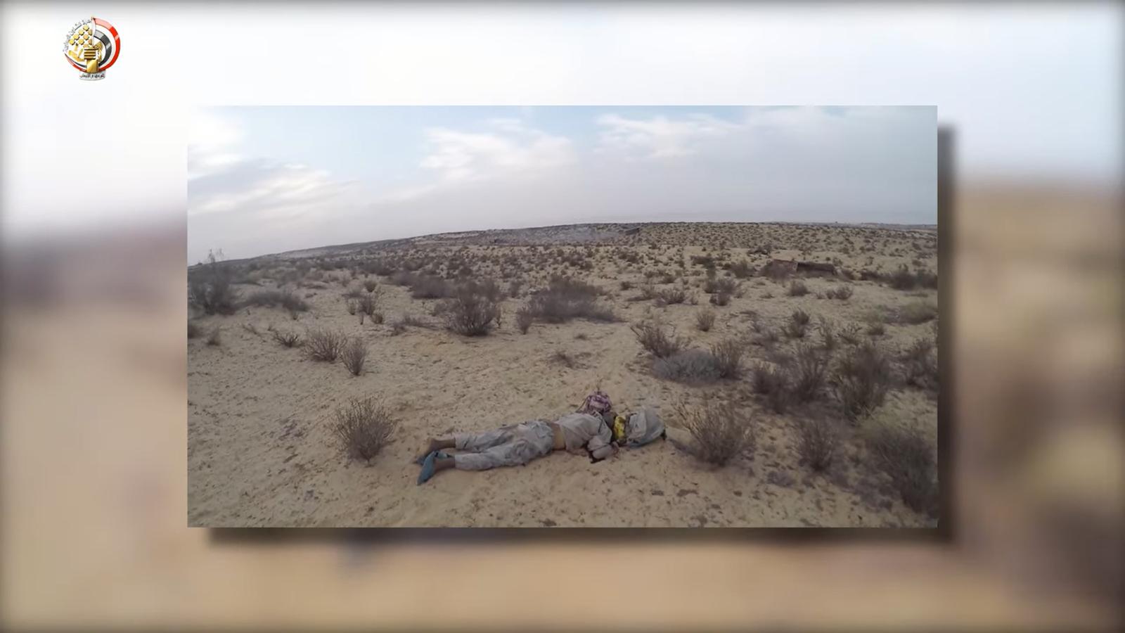 القوات المسلحة تعلن مقتل 89 تكفيريا بشمال سيناء  (6)