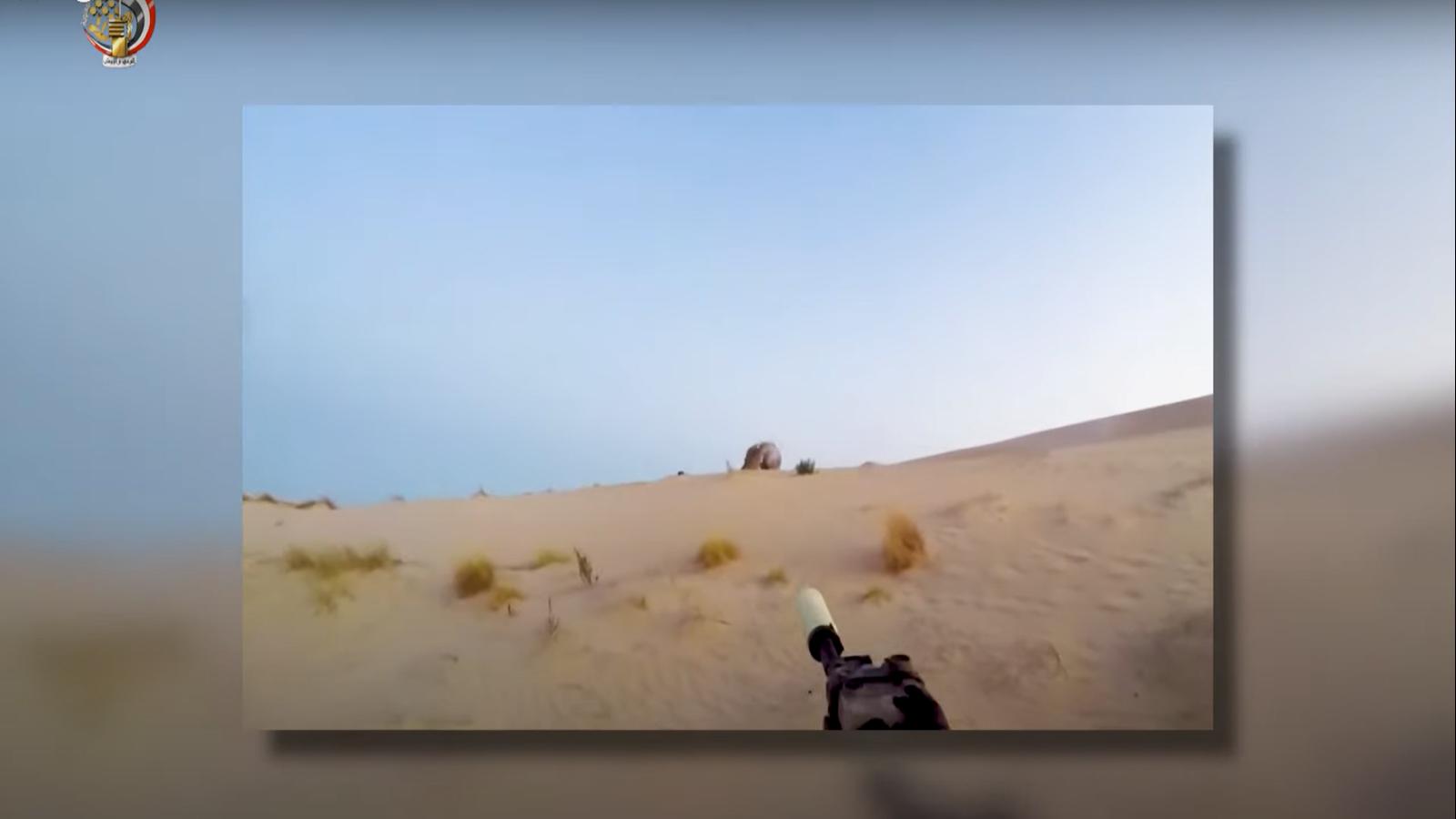 القوات المسلحة تعلن مقتل 89 تكفيريا بشمال سيناء  (4)