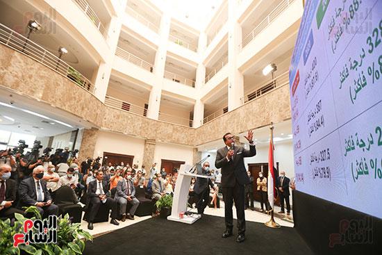 مؤتمر إعلان نتائج المرحلة الأولى لتنسيق الجامعات (10)