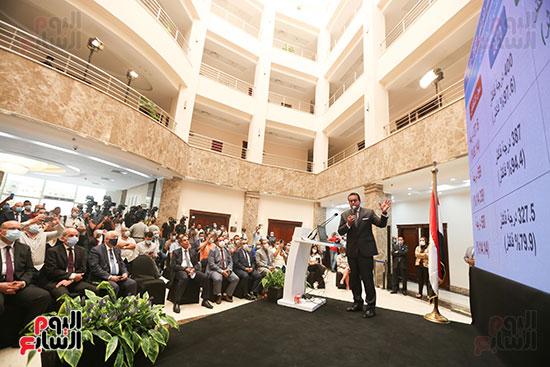 مؤتمر إعلان نتائج المرحلة الأولى لتنسيق الجامعات (8)