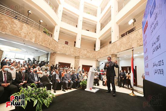 مؤتمر إعلان نتائج المرحلة الأولى لتنسيق الجامعات (9)