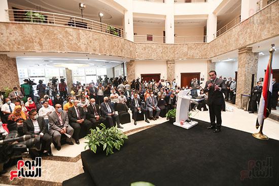 مؤتمر إعلان نتائج المرحلة الأولى لتنسيق الجامعات (6)
