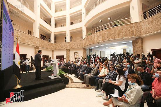 مؤتمر إعلان نتائج المرحلة الأولى لتنسيق الجامعات (20)