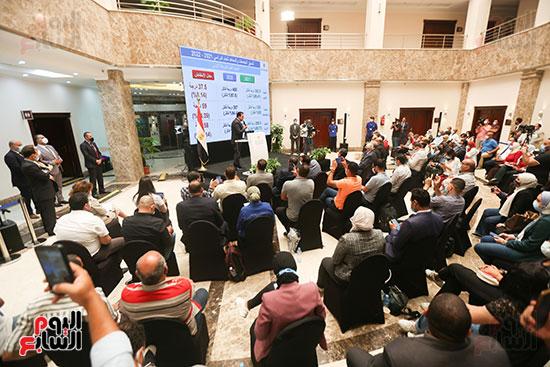 مؤتمر إعلان نتائج المرحلة الأولى لتنسيق الجامعات (11)