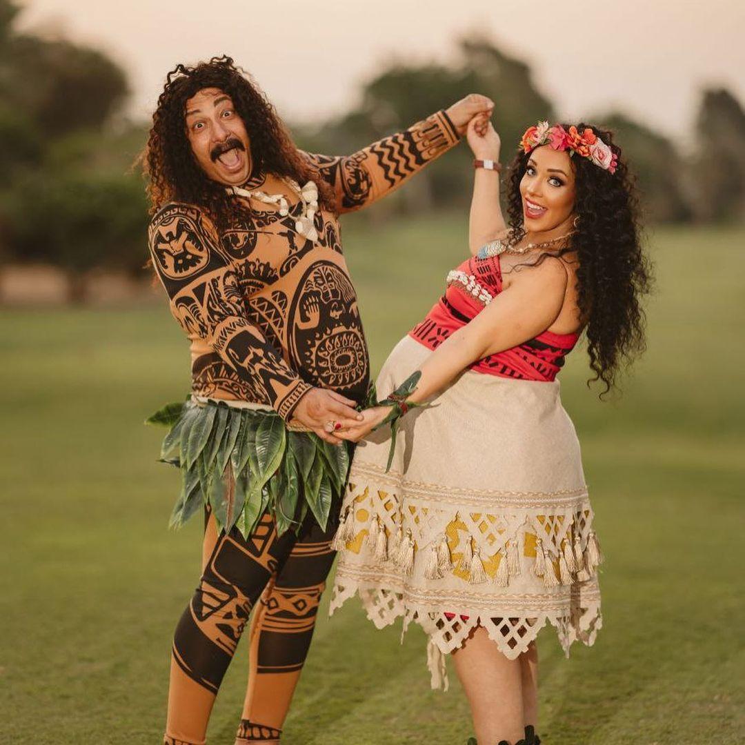 محمد ثروت وزوجته (3)