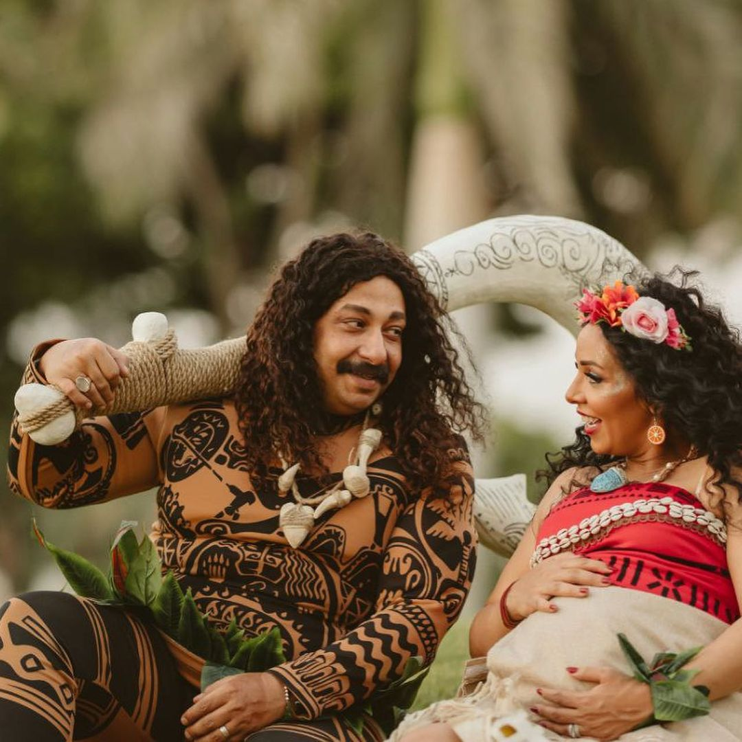محمد ثروت وزوجته (4)