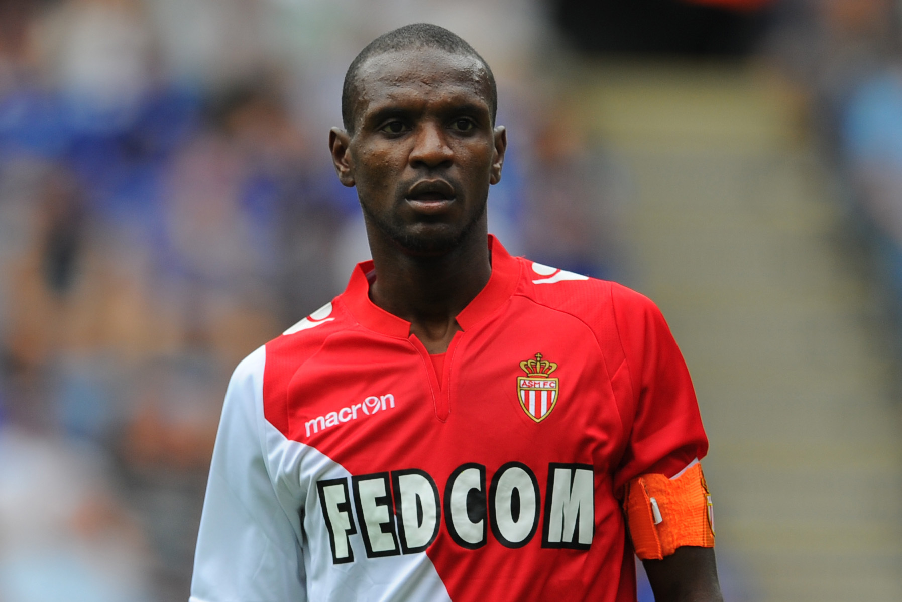 Abidal before the end of his career