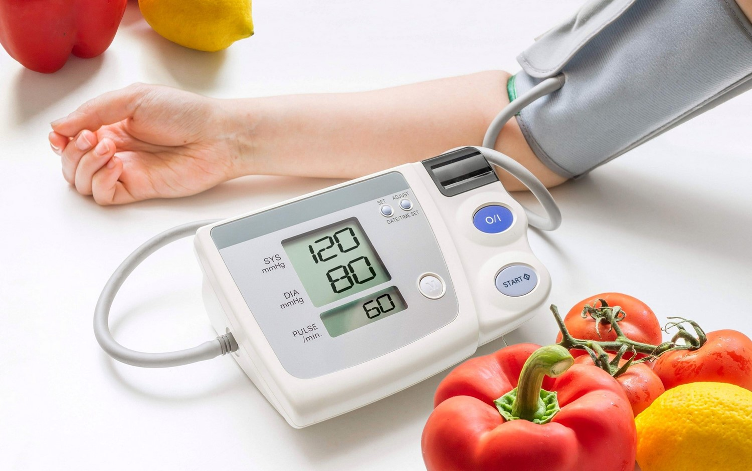 Q&A about high blood pressure