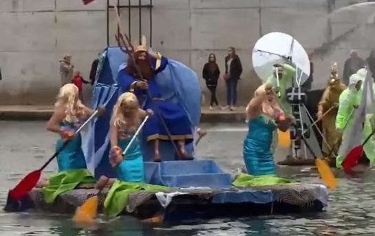 مهرجان القوارب