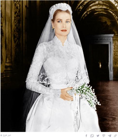 Grace Kelly dress