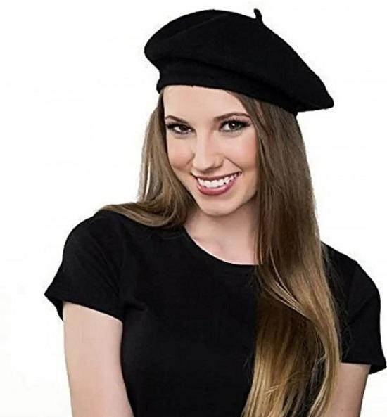 Trends in women's hats in the world (3)
