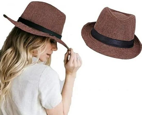 Trends in women's hats in the world (4)