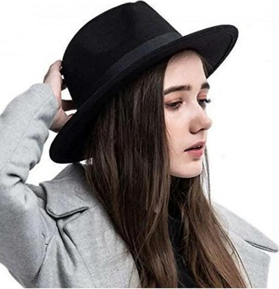 Trends in women's hats in the world (1)
