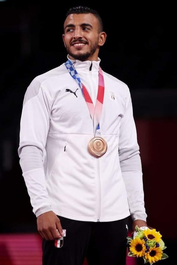 كيشو والميدالية البرونزية