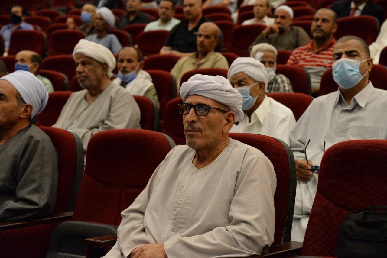 جانب من الحضور بالمؤتمر